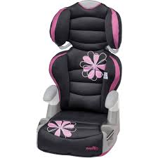 Potty Chairs At Walmart by Evenflo Advanced Chase Lx Harness Booster Seat Dotty Flamingo