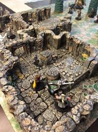 3d Dungeon Tiles Dwarven Forge by Raging Owlbear D U0026d Breaking My Dwarven Forge Addiction