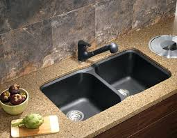 kitchen sinks undermount vs top mount lowes and faucets menards