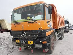 100 6 Wheel Mercedes Truck Heavy Equipment Dump S 935545Mzad Qatar