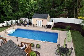 Intex Above Ground Pool Deck Ideas Pallet With In S Walkway