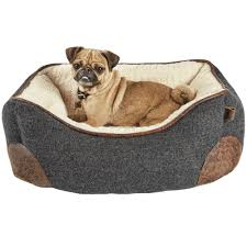orthopedic dog beds best therapeutic dog beds petco