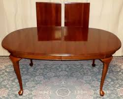 Ethan Allen Dining Room Table Ebay by Tables Dining Serving Blue U0027s Antiques Arts And Collectibles