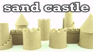 How To Build A Kinetic Sand Castle