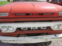 100 1963 Gmc Truck GMC 3505 Dump Truck Item D5520 SOLD May 30 Midwest