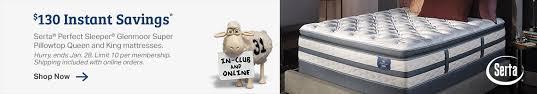 Serta Lift Chair At Sams by King Mattresses Sam U0027s Club