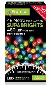 premier christmas lights free delivery to uk and ireland when