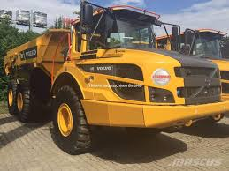 Volvo A 25 G - Articulated Dump Truck (ADT), Price: £188,352, Year ...