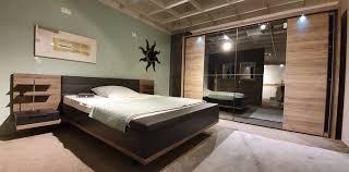 skyler schlafzimmer schwarz matt dekor eiche sanremo dunkel