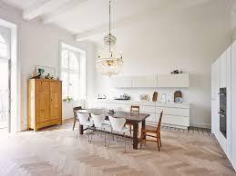 Dining Room Floor Tiles Parquet Living Flooring