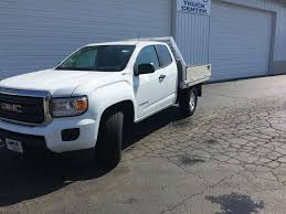 100 Gmc Canyon Truck New 2018 GMC CANYON 2WD Flatbed In Waterford 21424T Lynch