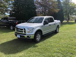 100 Ford Short Bed Truck Used 2015 F150 For Sale At Formula Lincoln VIN