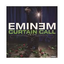 eminem curtain call the hits cd album stream producers