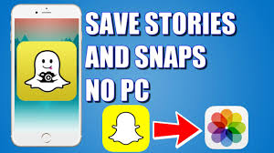 How To Save Snapchat Stories and Snaps Without Person Knowing