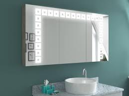 design spiegelschrank mit beleuchtung hidan