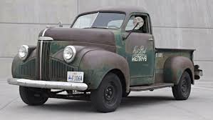 100 1947 Studebaker Truck Restomod M5 Pickup Barn Finds