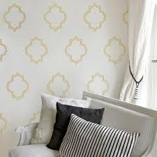 gold marokkanische aufkleber gold wandtattoo wohnzimmer dekor gold wandaufkleber schlafzimmer aufkleber gold dekor hausverbesserung gold