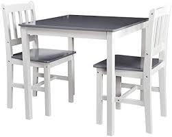 tischgruppe mit 1 tisch 2 stühle essgruppe esstischset