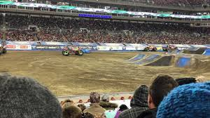 Monster Jam Tampa 2018 Wild Flower Freestyle