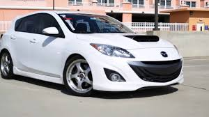 Mazdaspeed 3 Feature Wel e to WhatsN3xt
