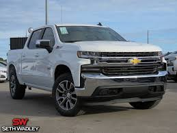 100 Truck With Plow For Sale 2019 Chevy Silverado 1500 LT 4X4 In Ada OK
