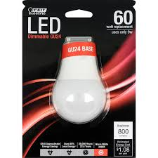 800 lumen 3000k dimmable led feit electric