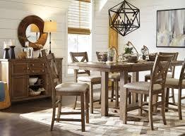 Zenfield Dining Room Set D631 32 124 6 60 Ahs Ideas