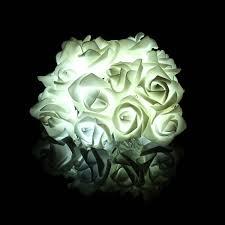 Homeleo 50 LED Warm White LED Twinkle Star Fairy Lights WRemote