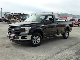 100 Regular Cab Truck New 2018 Ford F150 For Sale Lyons IL VIN