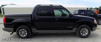 2001 Ford Explorer Sport Trac Pickup Truck | Item DB8685 | S... Ford Explorer Sport Trac 2007 Pictures Information Specs Questions My 2005 Ford Explorer Xlt Sport For Sale In Oklahoma City Ok 73111 2006 Svt Adrenalin Hd Pictures Trac Cversion Raptor Cars Pinterest Price Modifications Moibibiki Top Speed 2010 Reviews And Rating Motortrend Ford Photos 2008 2009 Used Limited Spokane