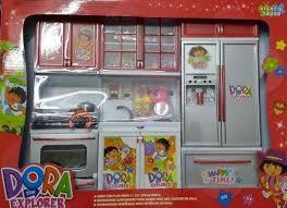Dora The Explorer Kitchen Set India by Her Home Barbie Dream House Kitchen Set Light U0026 Sound At Glowroad