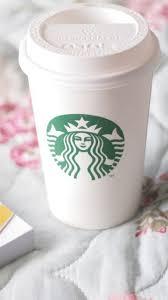 Starbucks Coffee Cup Android Wallpaper Lockscreen Image