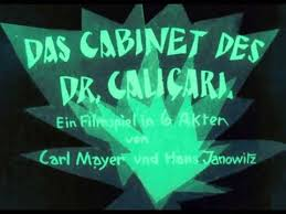 The Cabinet Of Dr Caligari 1920 Analysis by The Cabinet Of Dr Caligari 1920 Engl Subt Subt Esp S T Fr