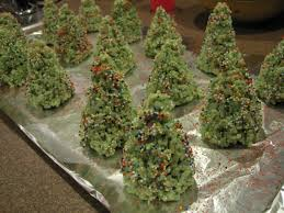 Rice Krispie Christmas Trees Recipe by 28 Rice Krispie Christmas Trees Christmas Tree Rice Krispie