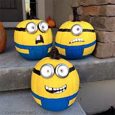 Minion Pumpkin Carving Designs by 20 Pumpkins Carving And Decor Ideas For Halloween Home And