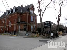 Rosar Morrison funeral home at 467 Sherbourne Street March 22 2011