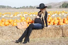Half Moon Bay Pumpkin Patches 2015 by California Brunette Pumpkin Patch Fun