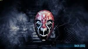Payday 2 Halloween Masks Hack payday 2 mask of the day episode 143 youtube