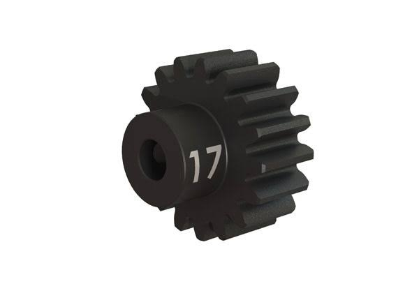 Traxxas - 32P Pinion Gear, 17T, Hardened-Steel w/ Set Screw - 3947X