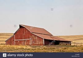 Red Barn Typical Of The Palouse Country Of Washington State USA ... Red Barn Washington Landscape Pictures Pinterest Barns Original Boeing Airplane Company Building Museum The The Manufacturing Plant Exterior Of A Red Barn In Palouse Farmland Spring Uniontown Ewan Area Usa Stock Photo Royalty And White Fence State Seattle Flight Interior Hip Roof Rural Pasture Land White Fence On Olympic Pensinula