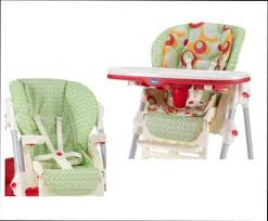 chaise haute housse de rechange chaise haute polly