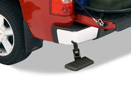 100 Truck Tailgate Steps AMP Reaserch BedStep 7530801A