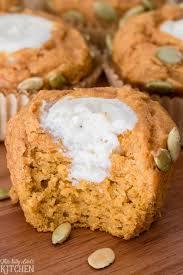 Desserts With Pumpkin Seeds by Pumpkin Cream Cheese Muffins Starbucks Copycat This Silly