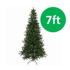 7ft Christmas Tree Uk by Christmas Trees For Sale Artificial Slim Fibre Optic Trees