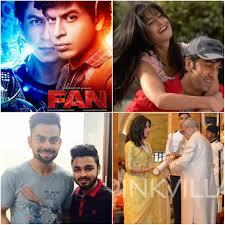 SRK Virat Kohli and Ran Kat make it to this week s top 10