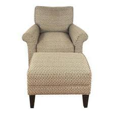 Pottery Barn Aaron Upholstered Chair by Gently Used Pottery Barn Furniture Up To 40 Off At Chairish