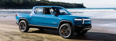 100 Picture Of Truck Amazon Presents Rivian R1T Electric Pickup Truck At CES