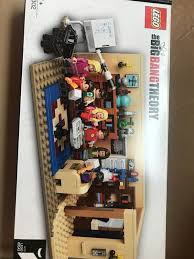 big theory lego sheldons wohnzimmer