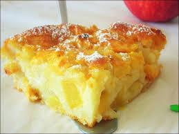 dessert aux oeufs rapide gateau aux pommes sans oeufs allergie aux oeufs le