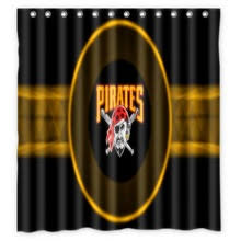 Buy pirate shower curtain and free shipping on AliExpress